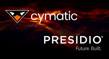 Lunch and Learn with Presidio and Cymatic
