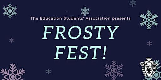 ESA Frosty Fest