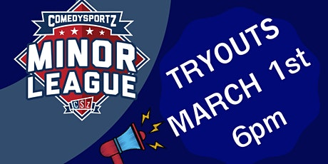 Minor League Tryouts tickets