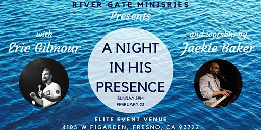 A Night In His Presence