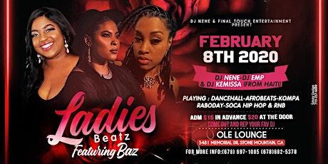 Ladies Beatz tickets