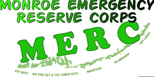 Classroom CERT Training  - MOTE MARINE LAB - LOWER KEYS March 21 - 22, 2020