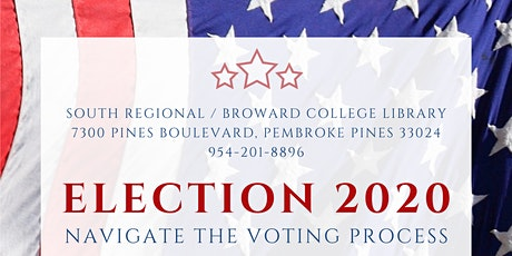 Election 2020: Your Voice, Your Vote with the League of Women Voters tickets
