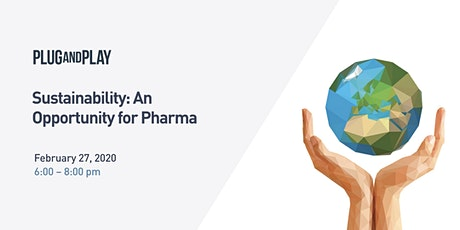 Sustainability: An Opportunity for Pharma tickets