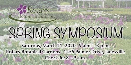 2020 Spring Symposium
