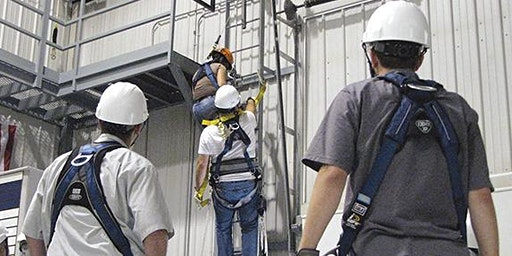 3M/GEW Portland 2020 Fall Protection Competent Person Class