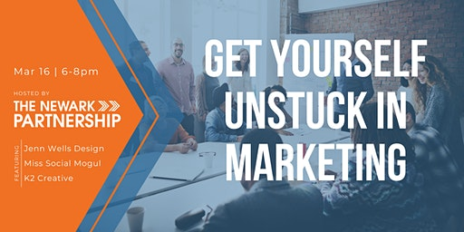 Get Yourself Unstuck in Marketing