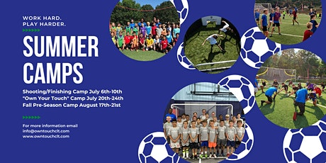 Own Your Touch Soccer Camp tickets