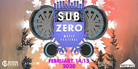 Sub Zero Music Festival tickets