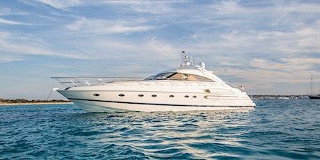 Luxury Yacht Full Moon Overnight stay at Sounio tickets