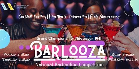 Barlooza National Bartending Competition tickets