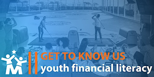 Get to Know MCCOY || Youth Financial Literacy