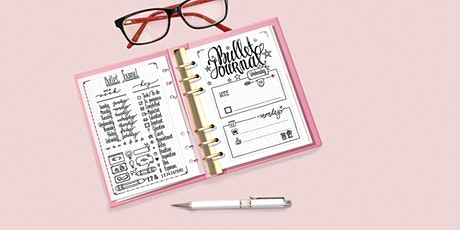 Bullet Journaling - let's set up for February! tickets