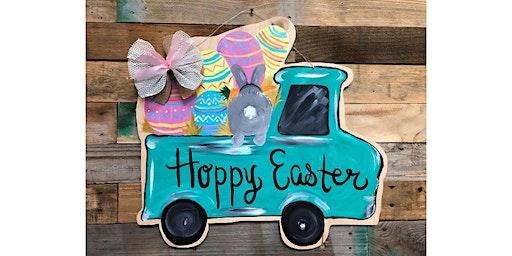 Wooden Easter Door Hanger Workshop- Buford