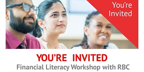 Financial Literacy Workshop by RBC tickets