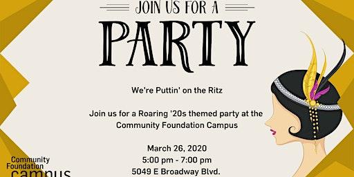 Roaring 20's Nonprofit Social