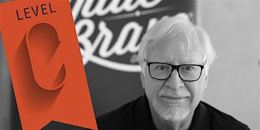 Brand Masterclass Workshop w/Branding expert Marty Neumeier *DUBLIN*