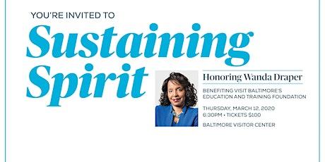 Sustaining Spirit: Honoring Wanda Draper tickets