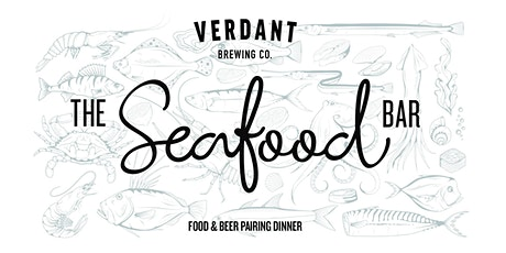 Seafood & Beer Pairing Dinner - Spring 2020 tickets