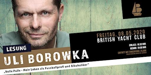 Uli Borowka Live