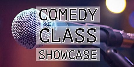 Advanced Comedy Class Showcase tickets