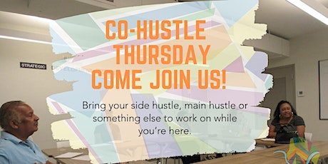 Co-hustle Thursday tickets