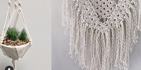 Macrame Workshop - your pick tickets