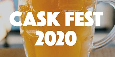CASK FEST 2020 tickets