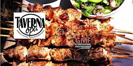 GMF Friday Lunch Break @ Taverna OPA (speaker tba) tickets
