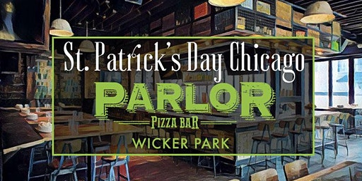 St. Patrick's Day Chicago at Parlor (Wicker Park)