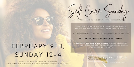Self Care Sunday: An Intimate Experience with Nzuri Body Essentials
