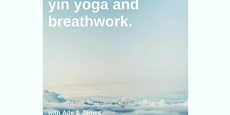 Yin Yoga & Breathwork tickets