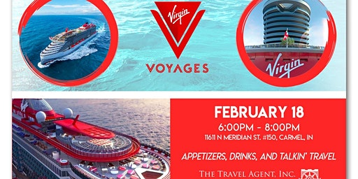 A Night with Virgin Voyages