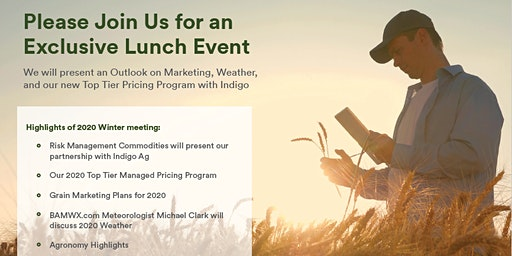 Indigo Exclusive Lunch Event - West Lafayette, IN