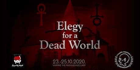 Elegy for a Dead World - Regular Tickets tickets