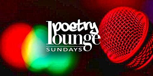 Poetry Lounge Sundays