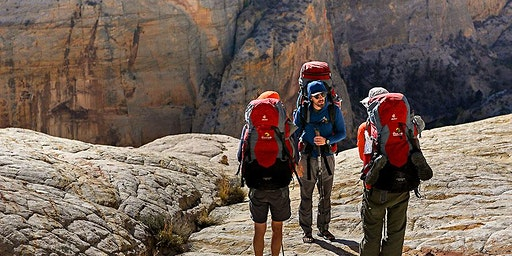 Intro to Backpacking (Springdale)