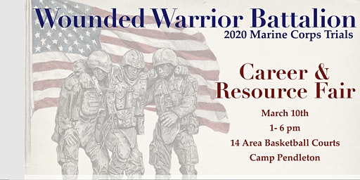 Wounded Warrior Battalion Career and Resource Fair