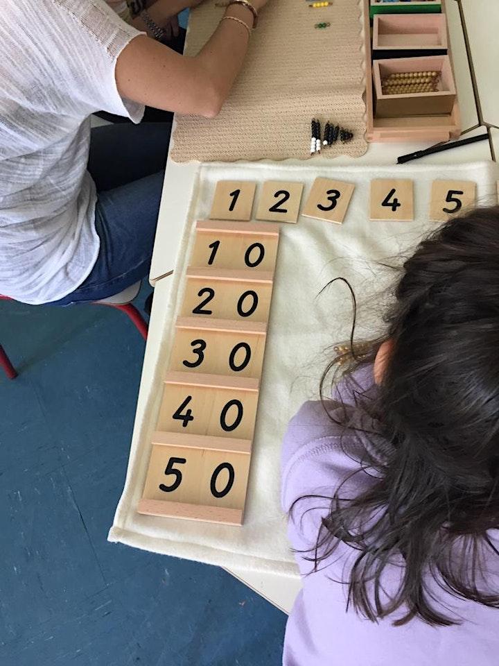 Immagine Serata di approfondimento sul Metodo Montessori