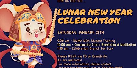 Lunar New Year Celebration - Breathing & Meditation Clinic tickets