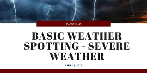 Basic Weather Spotting for Severe Weather
