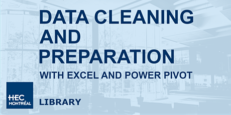 Data cleaning and preparation with Excel and Power Pivot tickets