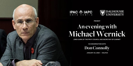 An evening with Michael Wernick & Don Connolly