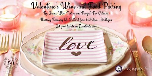 Aroma Valentine's Day Wine Pairing