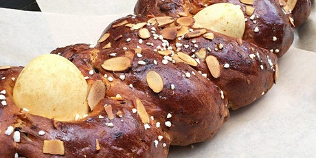 German Easter Bread (Osterzopf) Workshop tickets