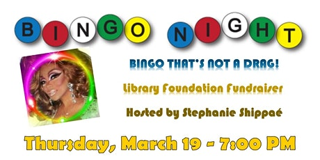 Bingo That's Not a Drag – Safety Harbor Library Foundation Fundraiser tickets