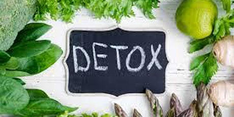 Detox with Essential Oils tickets