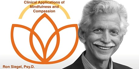 Clinical Applications of Mindfulness and Compassion, Oct. 16 & 17, 2020 tickets