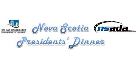 2020 NSADA Presidents' Dinner tickets