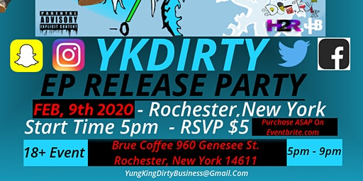 Fairenhype EP Release Party For YKDIRTY
